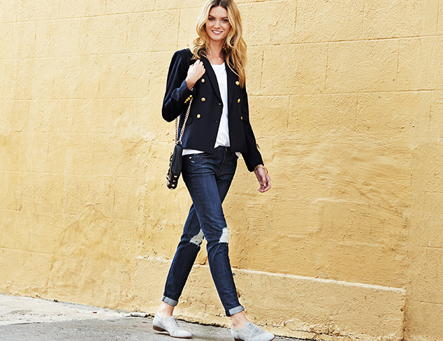 Tops, Skinny Jeans & More feat. Ella Moss at MYHABIT