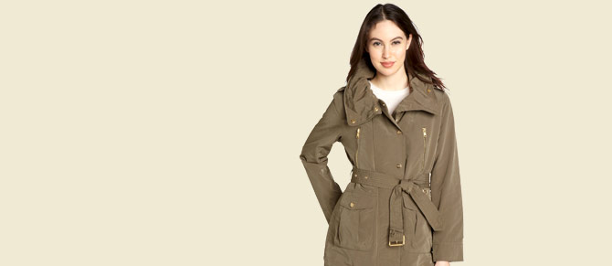 Transitional Coats & Jackets at Belle & Clive