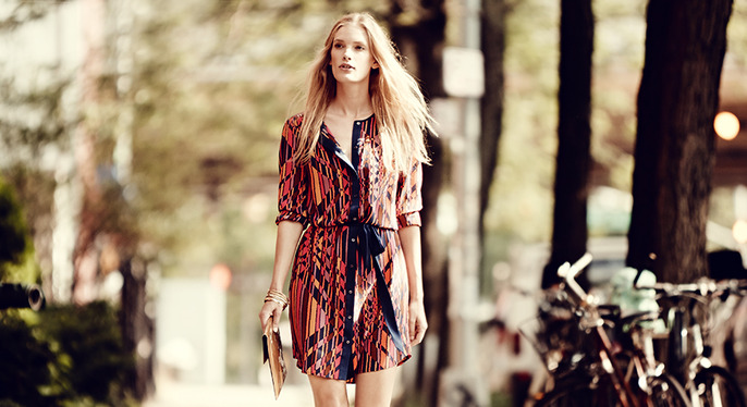Transitional Dresses Feat. Tracy Reese at Gilt