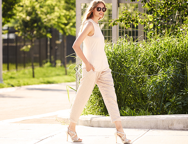 Travel Casual: The Modern Sweatpant at MYHABIT