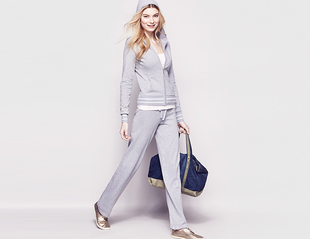 Travel Luxe: Cashmere Sweaters & Leggings at MYHABIT