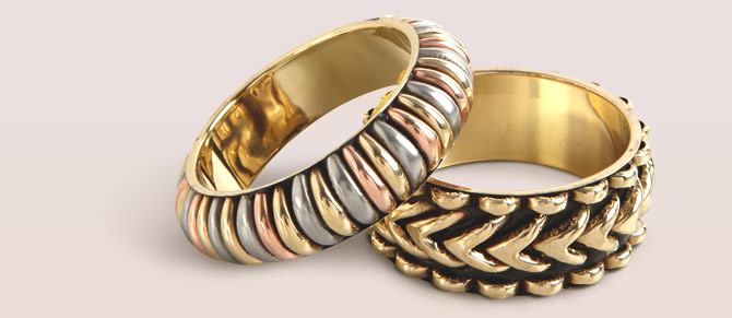 Trend Alert: Mixed Metals at Belle & Clive