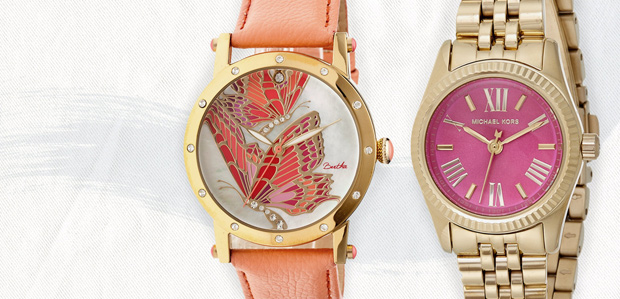 Trending Tickers: Watches to Own Now at Rue La La