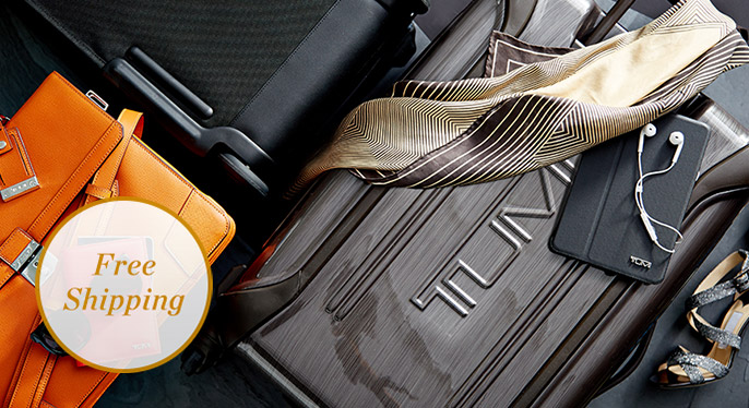 Tumi Luggage at Gilt