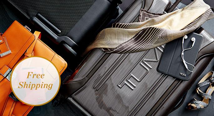 Tumi Luggage at Gilt