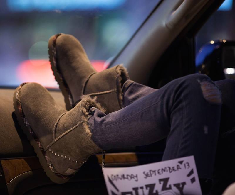 UGG Classic Mini Rock Chain Grunge Boots
