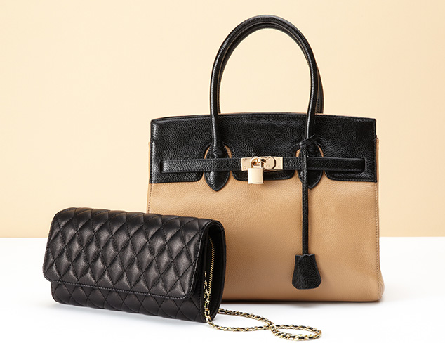 Uptown Chic: Handbags at MYHABIT
