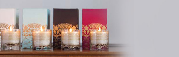 V&A by Shearer Candles at Brandalley
