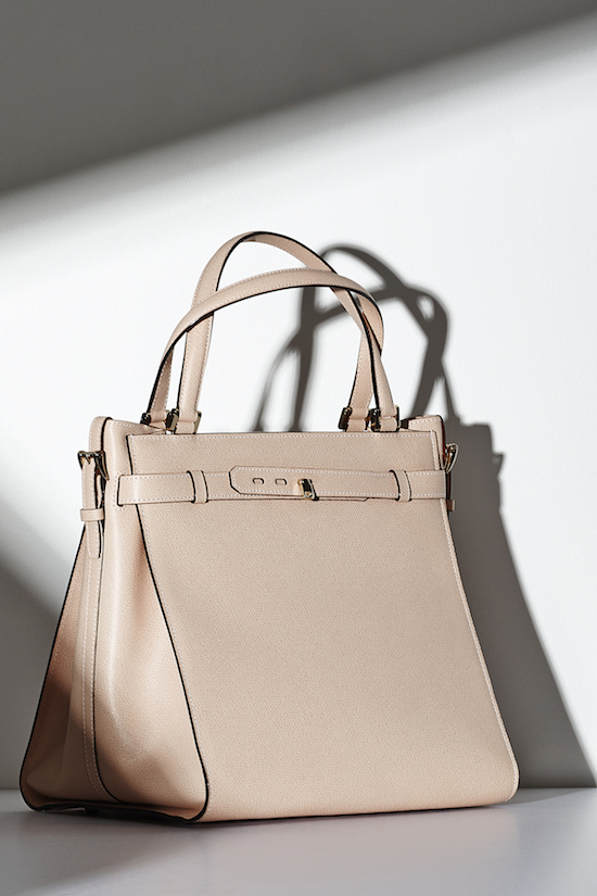 Valextra Large B-Cube Tote