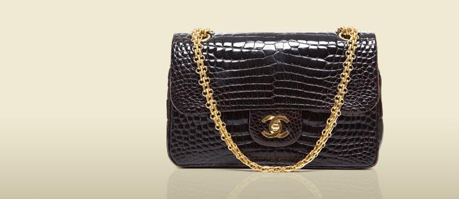 Vintage Chanel at Belle & Clive