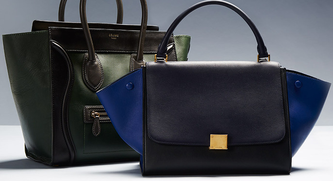 Vintage Handbags Feat. Celine at Gilt