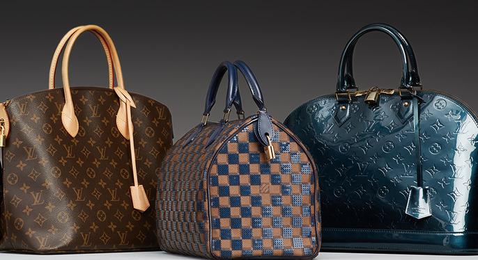 Vintage Louis Vuitton: Madison Avenue Couture at Gilt