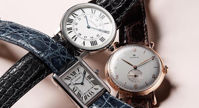 Vintage Watches Feat. Rolex at Gilt