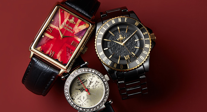 Vivienne Westwood Watches at Gilt