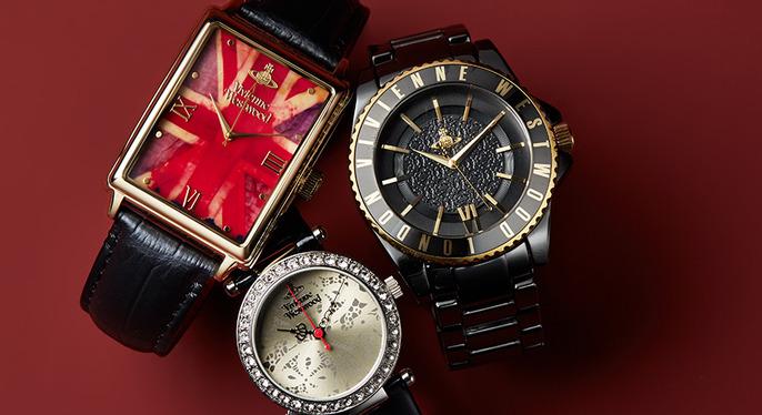 Vivienne Westwood Watches at Gilt