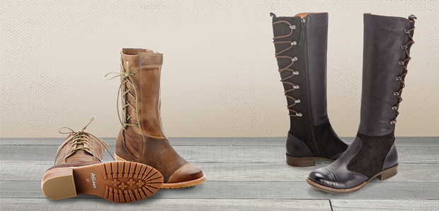 Walk in Comfort: Cushioned Boots for Fall at Rue La La
