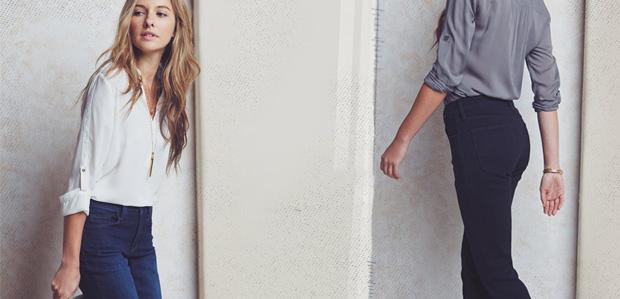 Wear Denim to Work: Jeans Featuring NYDJ at Rue La La