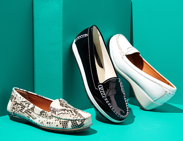 Wear Everywhere: Flat Shoes at MYHABIT