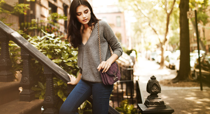 Wear Now, Layer Later at Gilt