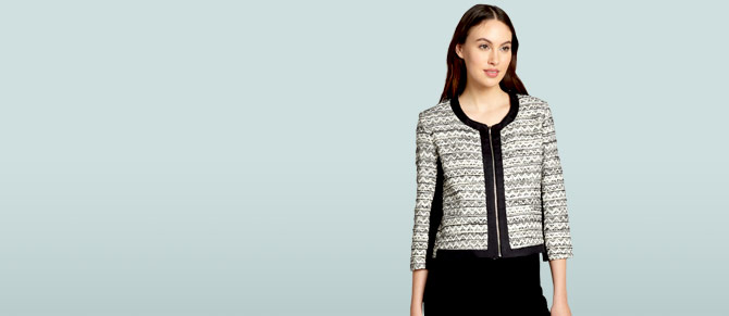 Wear to Work at Belle & Clive