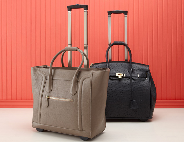 Weekenders & Travel Bags at MYHABIT