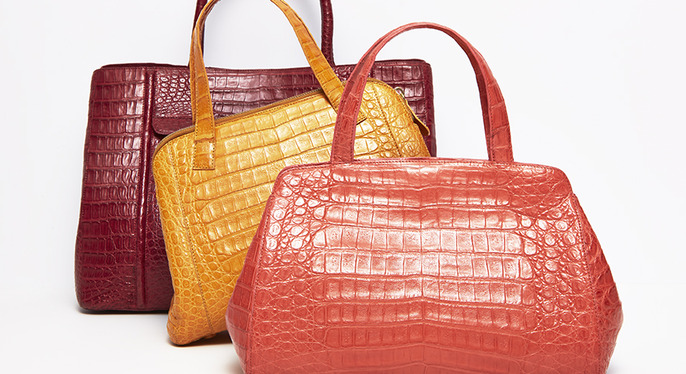 Wild Side: Luxe Exotic Handbags at Gilt