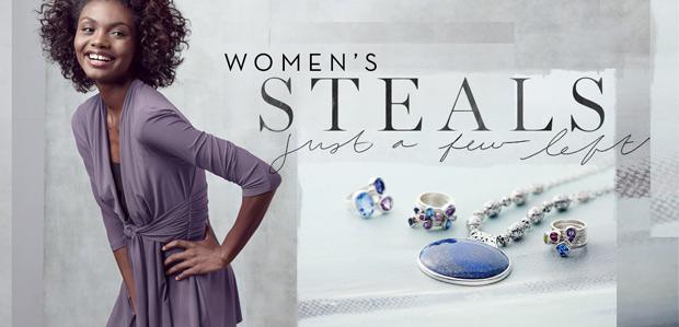 Women's Steals: Just a Few Left at Rue La La