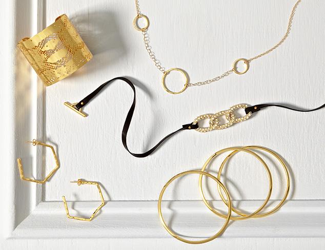 gorjana Jewelry at MYHABIT