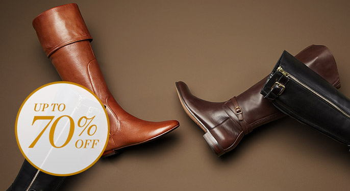 100 Best Boots of the Season: Up to 70% Off at Gilt