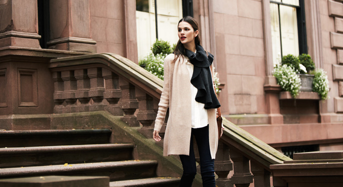 200 Cashmere Must-Haves for Fall at Gilt