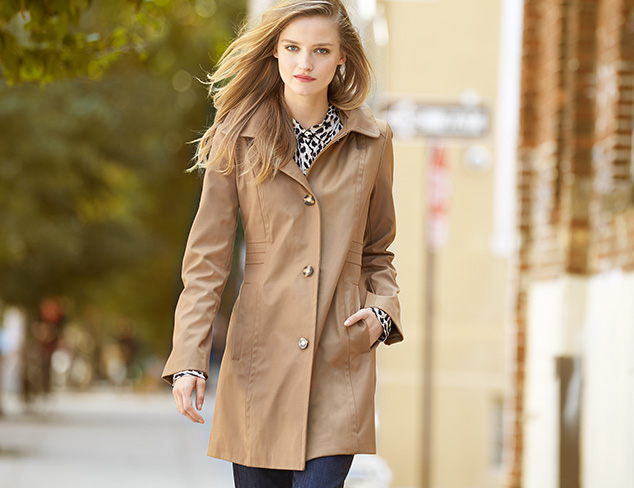 $49 & Up: Outerwear feat. Anne Klein at MYHABIT