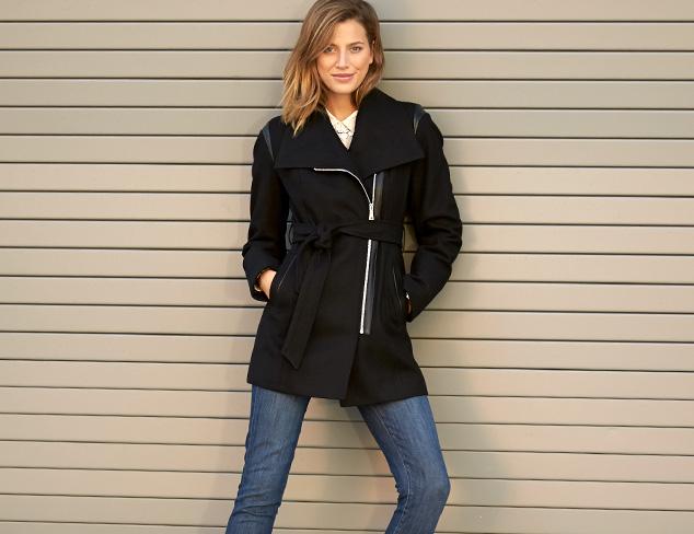 $59 & Up: Wool Coats at MYHABIT