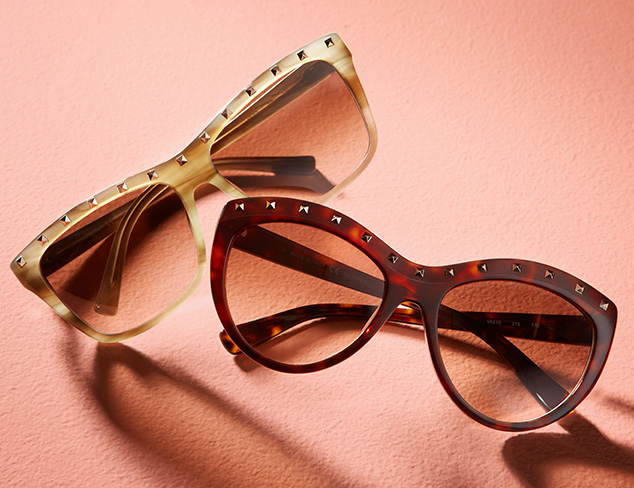 70% off Valentino Sunglasses at MYHABIT
