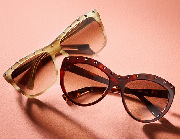 70% off Valentino Sunglasses at MYHABIT