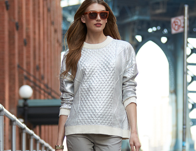 A Hint of Shimmer: Sparkling Details at MYHABIT