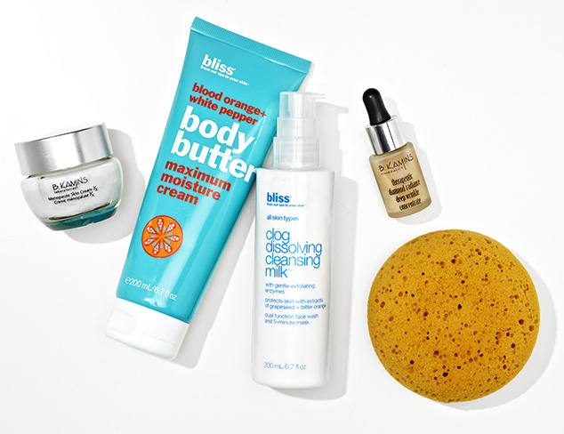 A Night of Pampering: bliss Skincare & More at MYHABIT