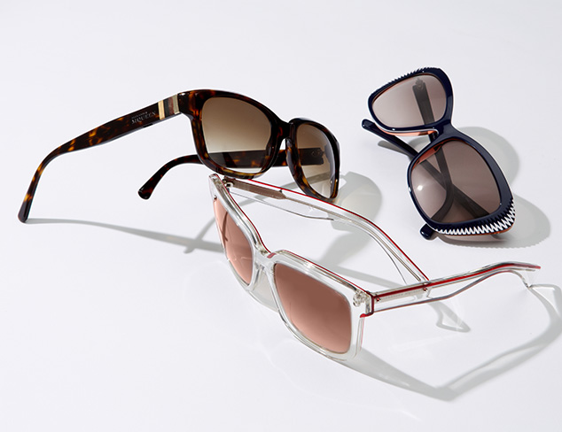 Alexander McQueen Sunglasses at MYHABIT