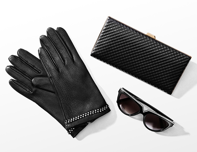 All Black, All the Time: Accessories at MYHABIT