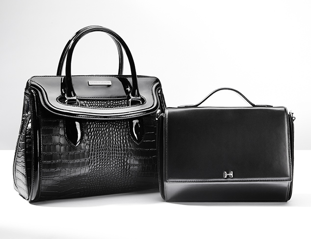 All Black, All the Time: Handbags at MYHABIT