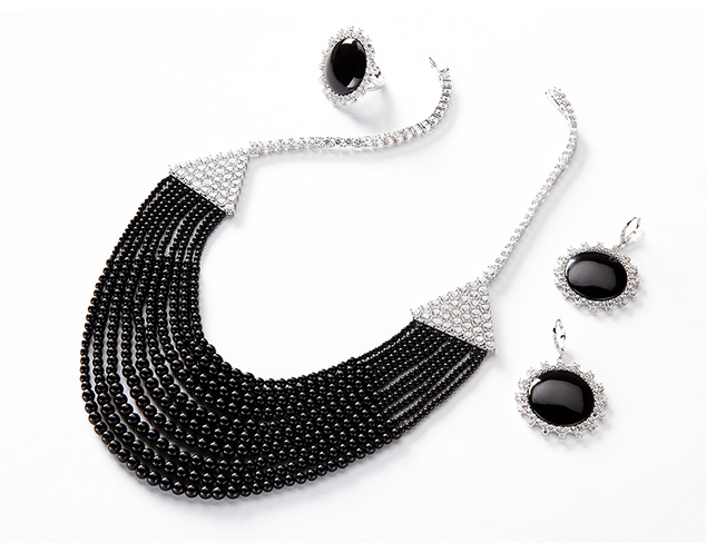 All Black, All the Time: Jewelry at MYHABIT