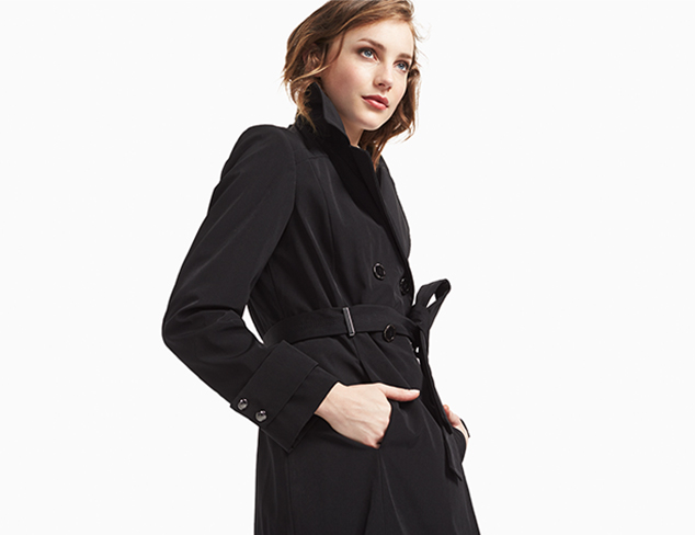 All Black, All the Time: Outerwear at MYHABIT