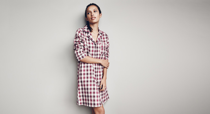 Back to Basics: Sleepwear & Robes at Gilt