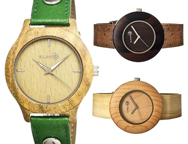 Back to Nature: Earth Watches at MYHABIT