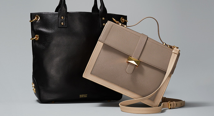 Badgley Mischka Handbags at Gilt