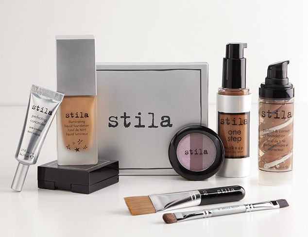 Beauty Best Bets: Stila Cosmetics & More at MYHABIT