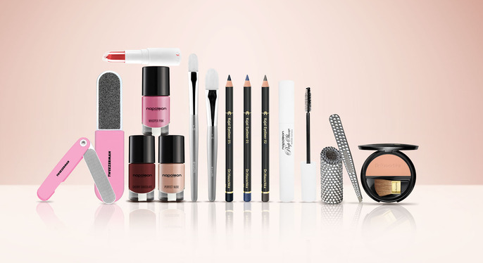Beauty Essentials Feat. Tweezerman at Gilt