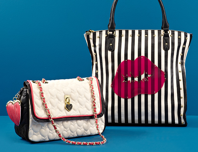 Betsey Johnson Handbags & More at MYHABIT