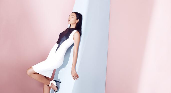 Black & White Designer Looks at Gilt
