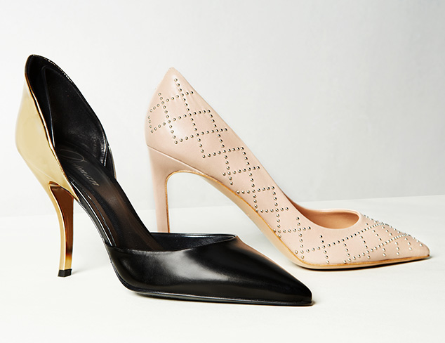 Boardroom & Beyond: Pumps at MYHABIT