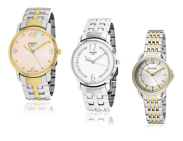 Bulova & Tissot Watches at MYHABIT